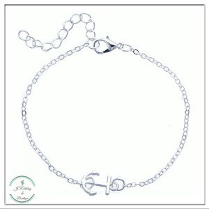 🌸3 FOR $15🌸 Anchor Alloy Chain Anklet